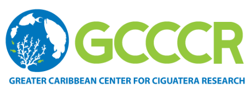 Greater Caribean Center for ciguatera Research Logo